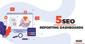 SEO Reporting Dashboards - Banner