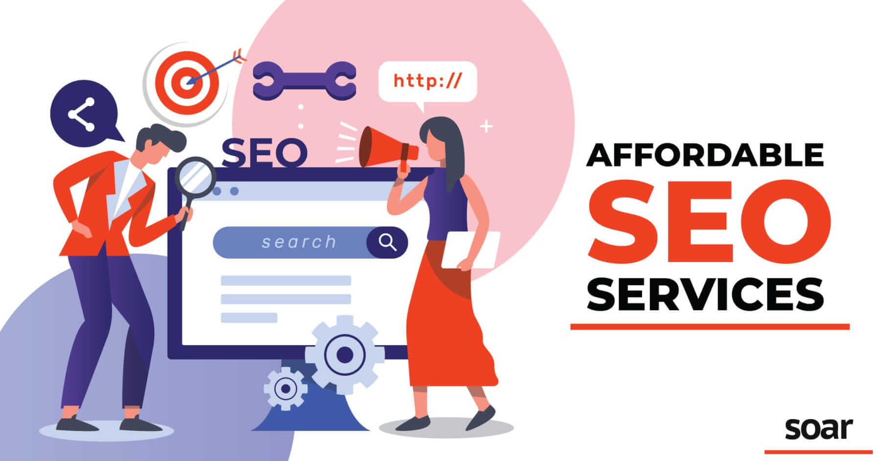 Affordable SEO Services - Banner